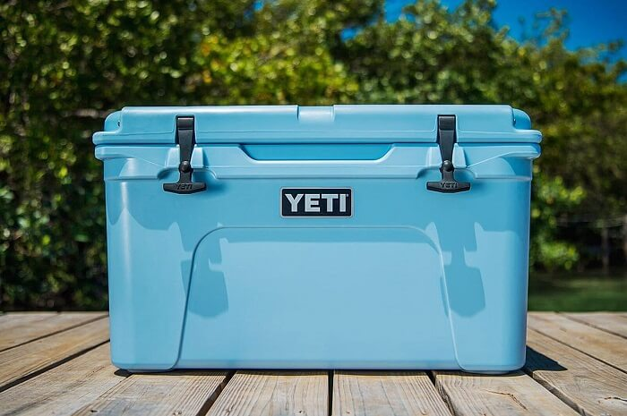 YETI Tundra 45 - Best Outdoor Coolers of 2021