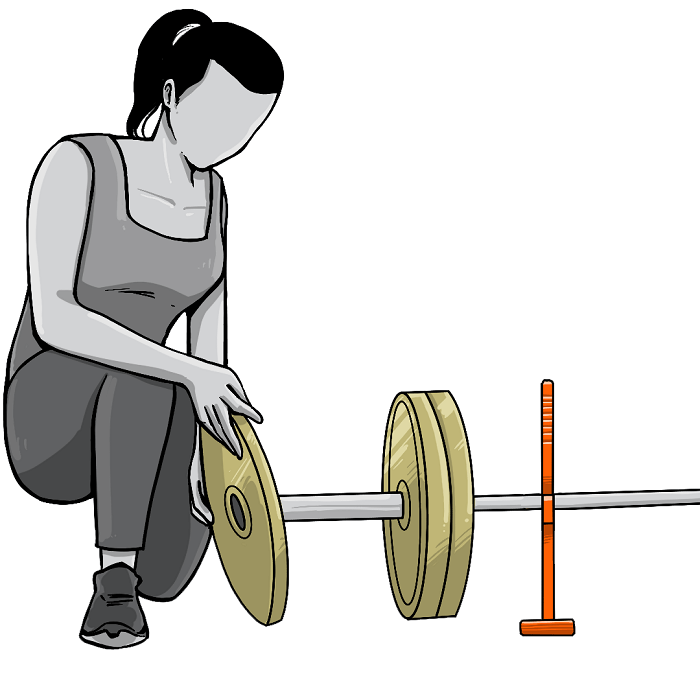 Changing Weight Plates